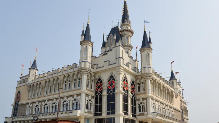 В Кургане появится замок с кондитерской фабрикой, рестораном и мини-театром
