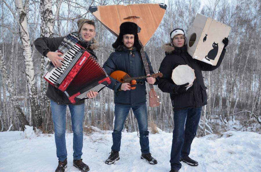 Сибиряки исполнили Despacito наложках итрещотках