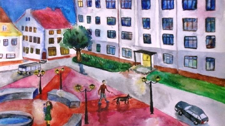 Вместе строим будущее: нарисуй дом мечты и выиграй приз
