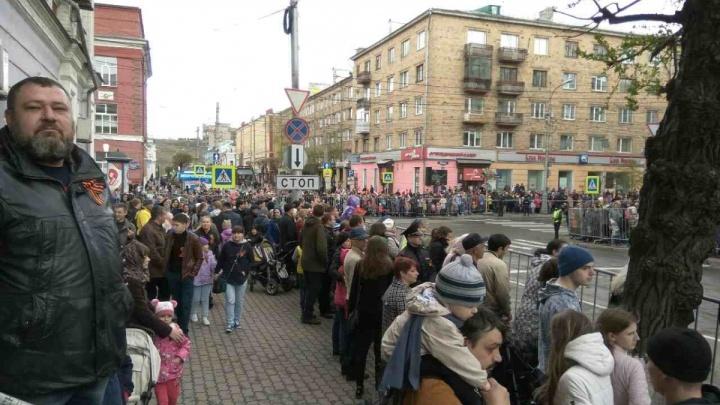 Численность населения Красноярска растёт из-за мигрантов
