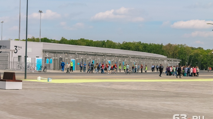 Организаторы матча «Крылья Советов» — ЦСКА изменили время входа на стадион