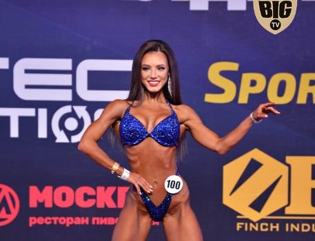 Сибирячка стала бронзовым чемпионом России пободибилдингу— теперь она едет на чемпионат Европы