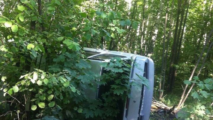 Под Уфой водитель сбил семью из четырёх человек