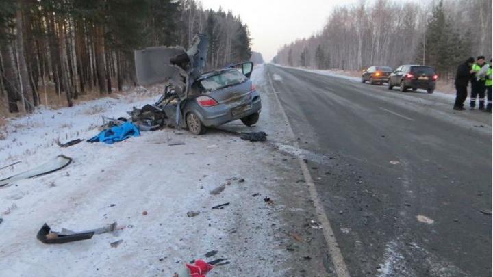 «Состояние стабильное»: трое пострадавших в ДТП с автобусом под Челябинском получили переломы