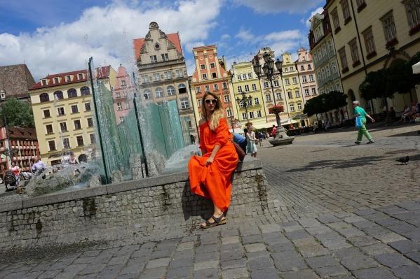 Анастасия Каштанова переехала в Польшу, куда позвали работать её мужа