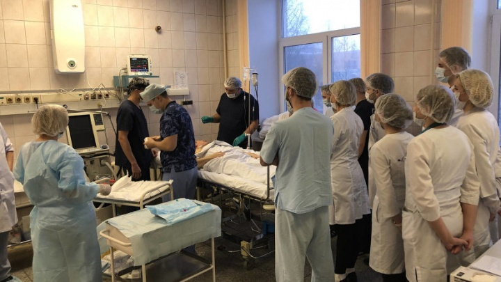 Архангельские врачи будут по-новому обследовать пациентов с легочной гипертензией
