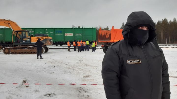 В Республике Коми начали рассматривать дело об остановке поездов на Шиесе