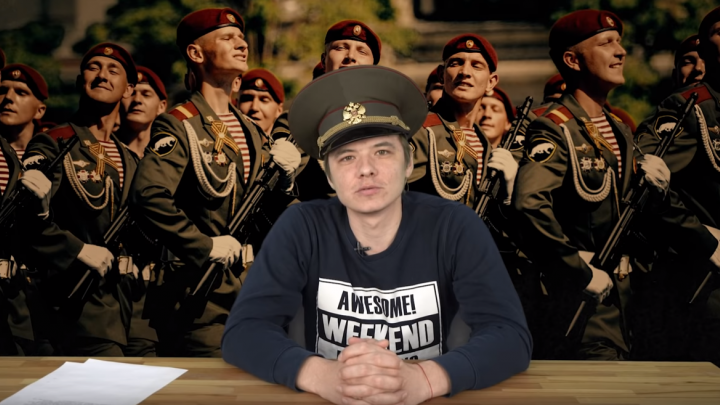 «Алексей, вы разбили сердце пермским студентам»: создатель Promobot ответил Навальному