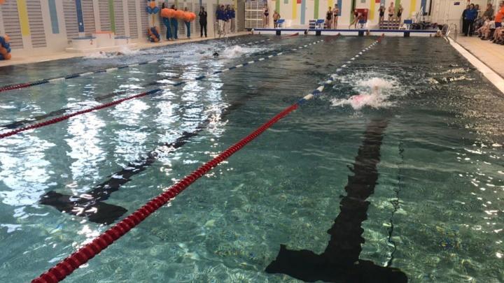 Билет стоит 350 рублей: в Закамске открылся бассейн на улице Сысольской