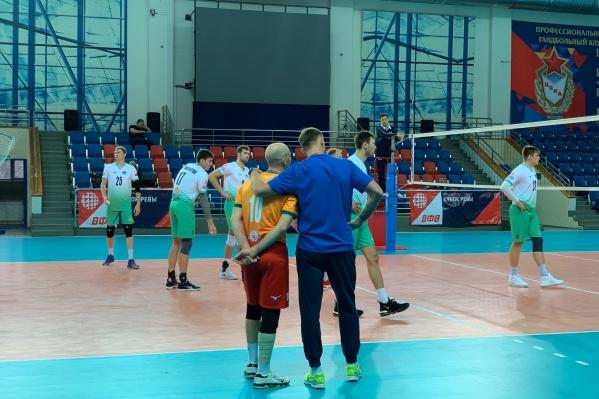 Свой дебютный матч за «Урал» провел чемпион Европы в составе сборной Сербии Никола Йовович<br>