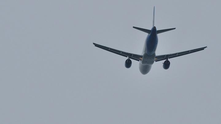 Пилот самолета, вылетевшего из Кольцово, принял решение о возврате из-за сработавшего датчика