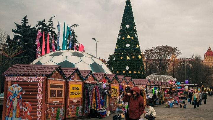 Год Свиньи в Ростове: улицы украсят гжелью и хохломой, а горожан замотивируют к доброте