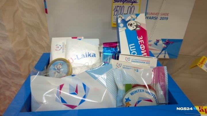 Стоматологию в Красноярске оштрафовали на 50 тысяч за визитки с символом Универсиады
