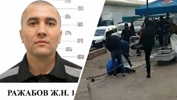 На Старой Сортировке силовики поймали беглого зэка: видео спецоперации