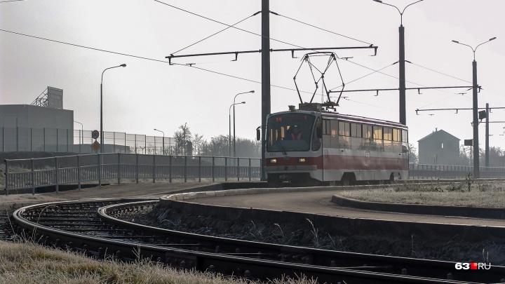 Стало известно, какие трамваи будут поворачивать к стадиону «Самара Арена»