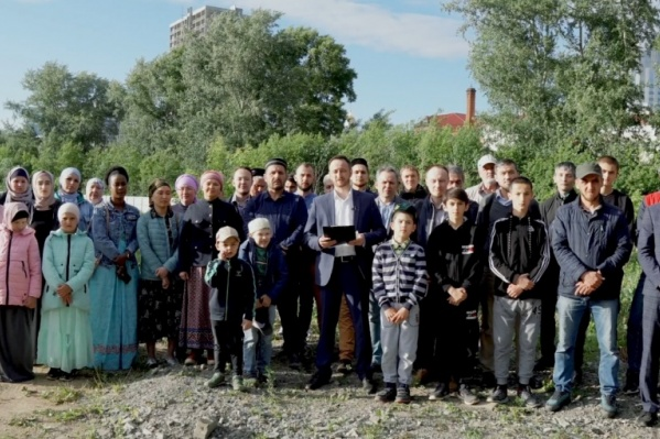 Мусульмане зовут чиновников и екатеринбуржцев на плов