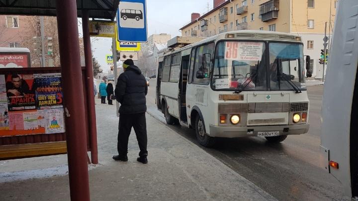 В Кургане пазики полностью заменят на низкопольные автобусы городского типа к 2028 году