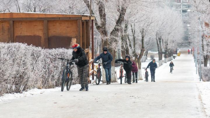 Тепло — холодно: в Самарской области резко изменится погода