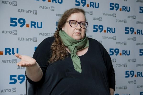 Анна Каргапольцева работает с колониями уже более 15 лет