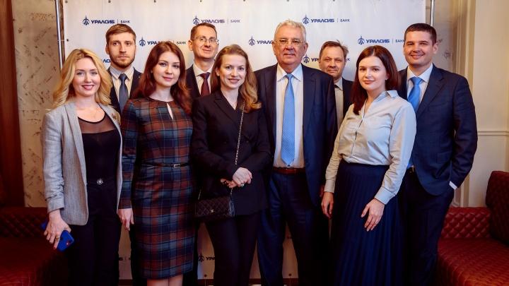 Банк УРАЛСИБ в Екатеринбурге отметил 30-летний юбилей вместе с клиентами