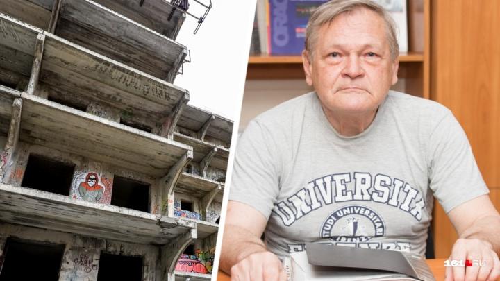 Налог на воздух: ростовским обманутым дольщикам пришли счета за квартиры, которые они ждут 20 лет