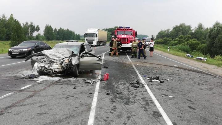10-летнюю девочку, которая пострадала в аварии у Морозовки, перевели в отделение неотложной хирургии