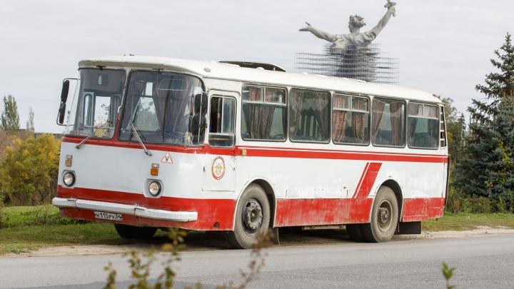 Вторая молодость «Наташи»: автобус-легенда из Волгограда нашел свое новое призвание