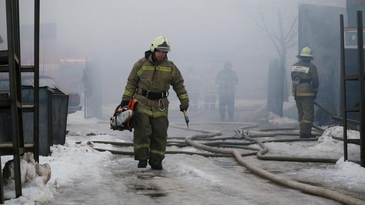 Эвакуировали пять человек: в уфимской многоэтажке произошел пожар