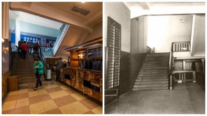 Дал старину: НГС вспомнил, как выглядел город 100 лет назад — в нем уже были торговые центры и парковка на Ленина