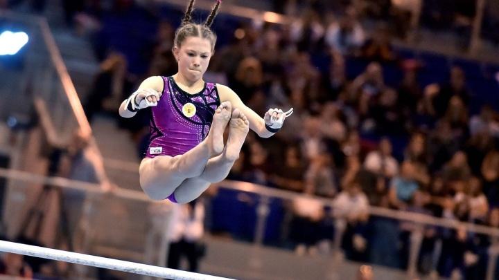 Ростовская гимнастка завоевала четыре медали на международном турнире