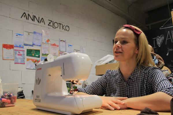 Анна Злотко родом из деревни Чаколы в Архангельской области