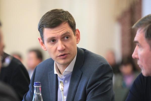 Министерство культуры Владимир Бабин возглавлял чуть больше года