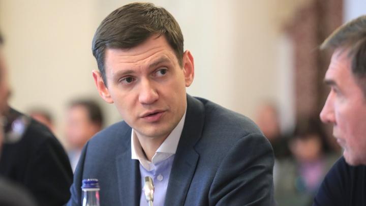 Губернатор Василий Голубев отправил министра культуры поднимать физкультуру в должности зама