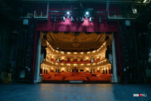 Исторической сцене Пермского театра оперы и балета 150 лет, но для больших современных постановок нужно новое и большое пространство