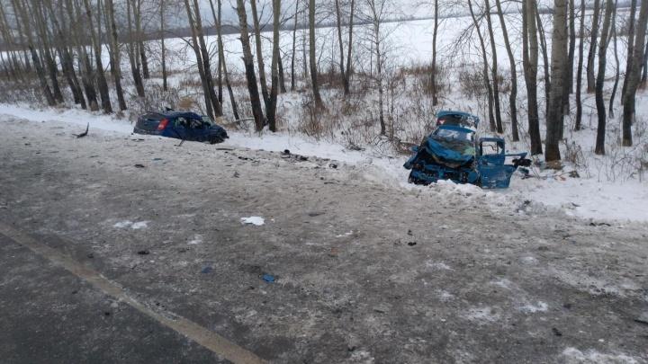 Пострадавших сотрудников ПФР и налоговой, попавших в ДТП под Заводоуковском, выписали из больницы