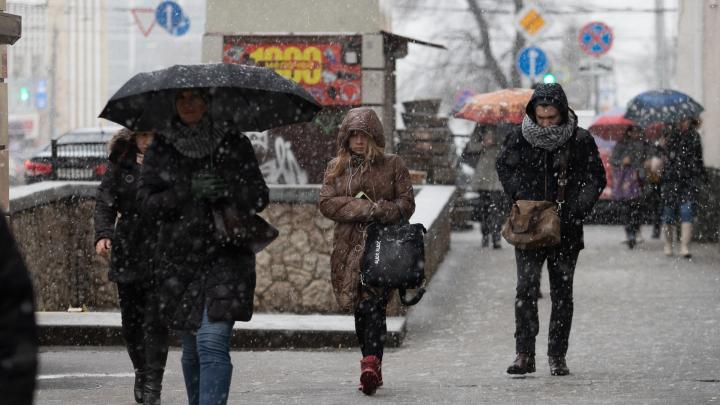 Игра на повышение: в Ростове станет теплее в эти выходные