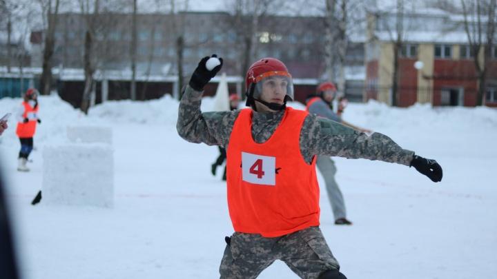 «Это будет грандиозный турнир»: архангелогородцев приглашают сразиться в командной игре в снежки