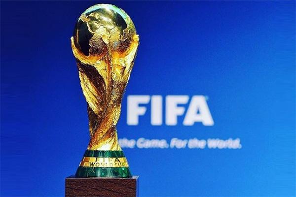 В Новосибирск прилетел самолёт с кубком чемпионата мира по футболу