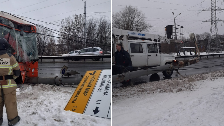 «Водителю стало плохо до столкновения»: все подробности ДТП с автобусом в Нижнем Новгороде онлайн
