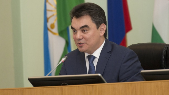 Сити-менеджер Уфы Ирек Ялалов отмечает день рождения