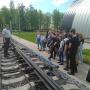 Сотрудники Северной магистрали провели урок безопасности для школьников