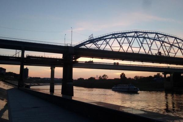 Открытие моста через Туру должно разгрузить автомобильный поток для жителей Зареки