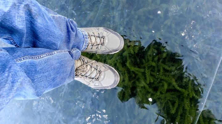 Нижегородское МЧС о выходе на первый лед: «Вы подвергаете свою жизнь смертельной опасности»