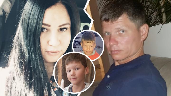 Водолазы завершили поиски пропавшего в Уфе отца с двумя сыновьями