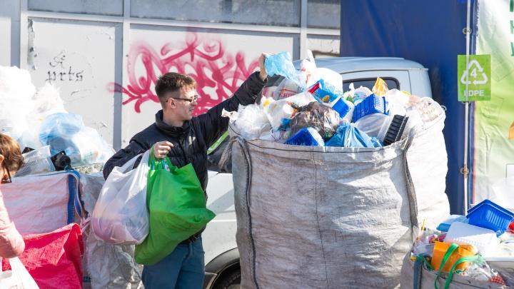 На уличных фестивалях в Ярославле откажутся от пластиковой посуды