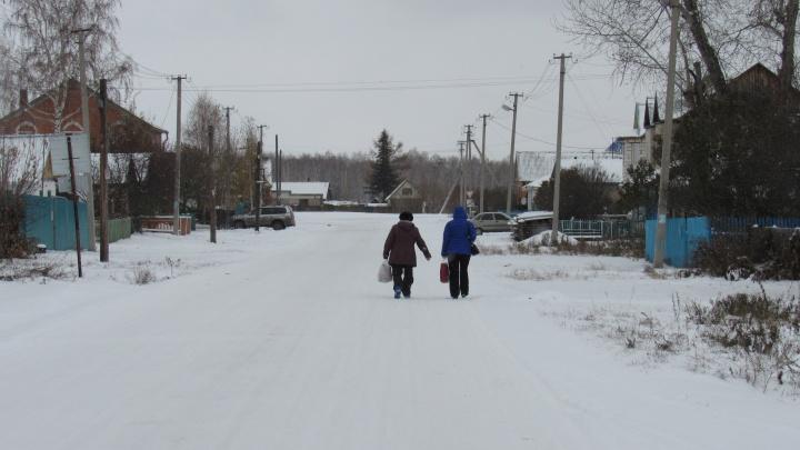 Курганцы просят мэрию отремонтировать дорогу в Керамзитном