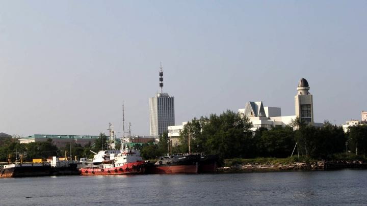 Просили давно: на острова и отдаленные уголки Архангельска провели высокоскоростной интернет