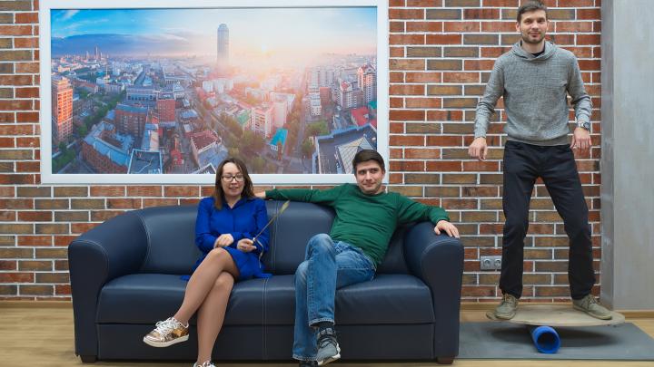 Как молодые ученые из Екатеринбурга создали на Урале свою Кремниевую долину