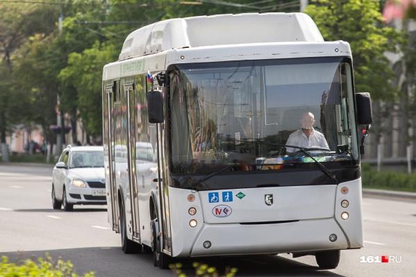 Автобусы будут курсировать по маршруту до позднего вечера