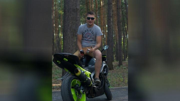 «Водитель не включил поворотник»: разбившийся в ДТП уфимский байкер рассказал об аварии